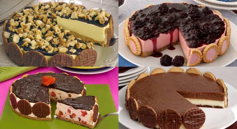 Saia do comum! Confira 8 receitas de torta holandesa para inovar na cozinha