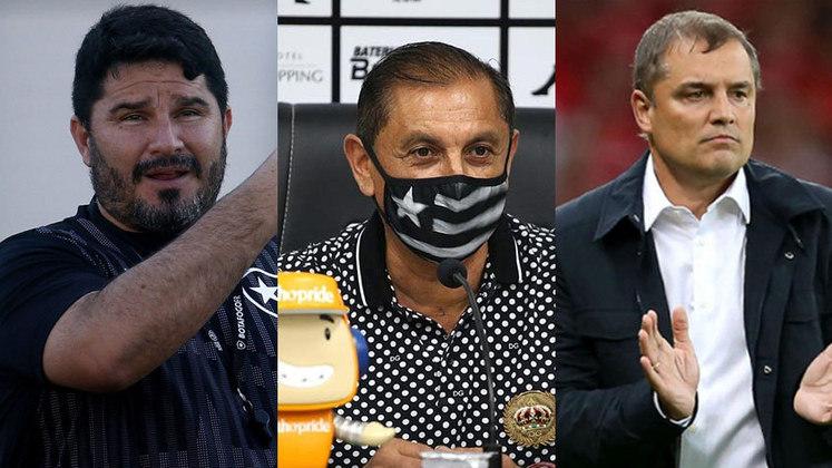 Saiba aqui o que rolou no mercado da bola nesta sexta-feira! O Botafogo demitiu Ramón Diaz e ao mesmo tempo confirmou o nome do novo comandante do Alvinegro. Diego Aguirre está de volta à América do Sul e ira dirigir um time uruguaio. Veja essas e outras notícias no resumo do Dia do Mercado.