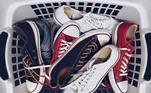 Para quem tem uma baita coleção de tênis e os trata como xodós, ou para quem apenas quer conservar os pares como novos por mais tempo, as dicas a seguir são imperdíveis. Confira os métodos de limpeza e armazenamento que ajudam nessa tarefa