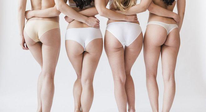 Saiba como escolher calcinha - Dicas de modelos e tamanhos