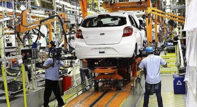 Ford produziu pouco mais de 1,3 milhão de unidades Ka