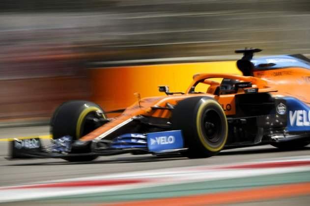 Sainz espera bom resultado em Sóchi após abandonar o GP da Toscana