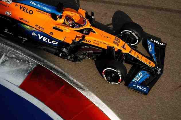 Sainz não completou a última etapa do campeonato, em Mugello