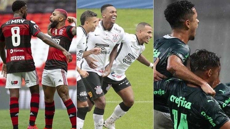 O Ranking Digital dos Clubes Brasileiros foi divulgado pelo IBOPE Repucom. E a maioria das grandes equipes do país registrou aumento no número de inscritos. Confira algumas tendências evidenciadas pelo estudo e os 25 líderes do ranking: