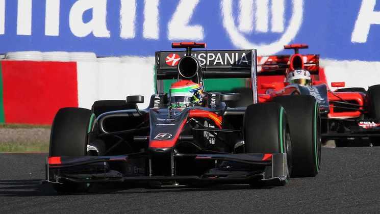 Sakon Yamamoto fez 21 corridas na F-1 em suas três aparições diferentes na categoria, em 2006, 2007 e 2010