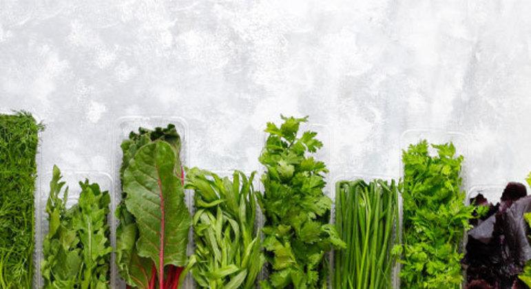 Saladas: aconselha-se sempre a boa lavagem das folhas em água corrente para que se evitem bactérias prejudiciais à saúde. Além disso, é preciso evitar a adição de molhos muito gordurosos em saladas.