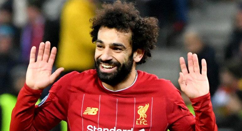 Salah, do Liverpool