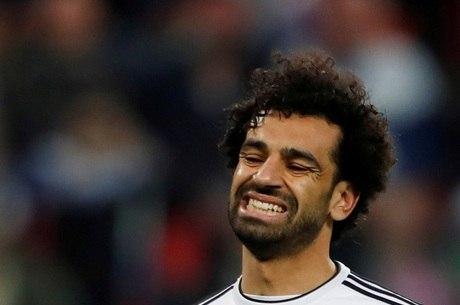 Salah era a esperança egípcia antes da Copa