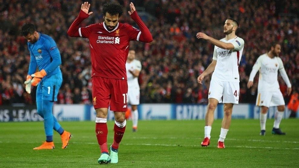 AO VIVO - Roma x Liverpool em tempo real