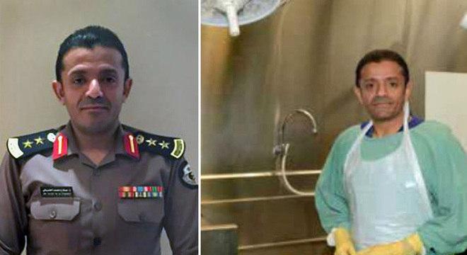 Salah al-Tubaigy, médico legista saudita