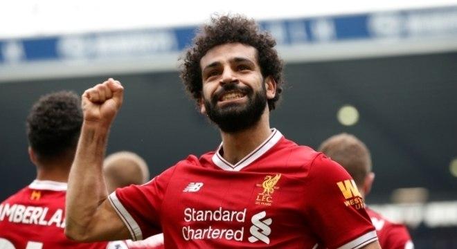 Salah é eleito o melhor jogador da Inglaterra pela imprensa ... 9ca6d11ca665b
