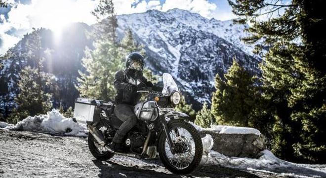 Himalayan é despojada de luxos, mas pode te levar para qualquer lugar