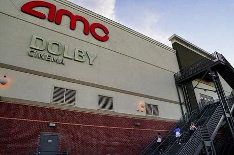 Salas de cinema da AMC em Smyrna, Geórgia
