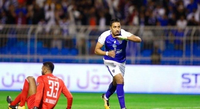 Salem Al-Dawsari - Atacante - Clube: Al-Hilal - É um jogador de lado de campo, podendo atuar tanto na esquerda quanto na direita. Marcado pela sua velocidade e capacidade de d