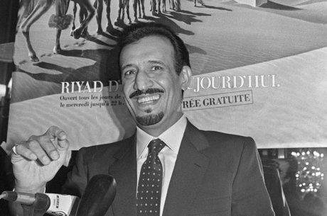 pai de Mohammed bin Salman, Salman bin Abdul Aziz (foto), era o governador de Riad quando Rachid ensinava inglês aos seus filhos