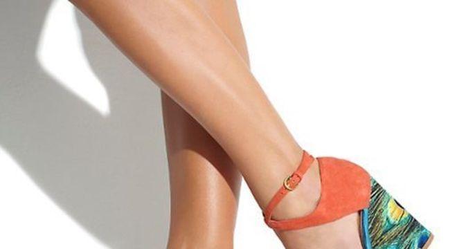 Salto bloco – Como usar, dicas + inspirações de sapatos