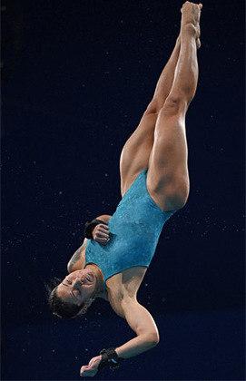 SALTOS ORNAMENTAIS - Atleta brasileira da modalidade, Ingrid Oliveira não conseguiu classificação para as semifinais da modalidade nos Jogos Olímpicos de Tóquio. A saltadora teve um início de prova muito bom, chegou a figurar na 7ª colocação, mas cometeu erros no fim e acabou eliminada.