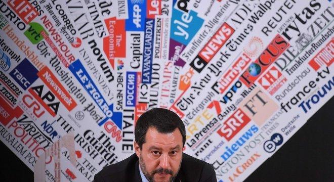 Jornalistas são considerados adversários pelo governo atual da Itália