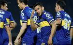 Salvio, Boca, Boca Juniors