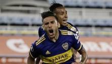 Boca elimina Racing e encara Santos na semifinal da Libertadores