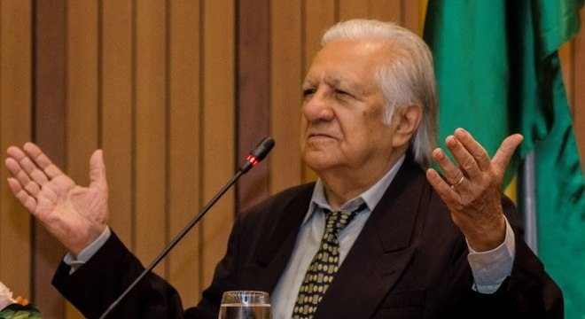 Sálvio Dino, pai de Flávio Dino, tinha 88 anos