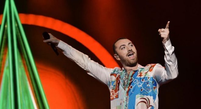 Sam Smith no Lollapalooza Brasil 2019