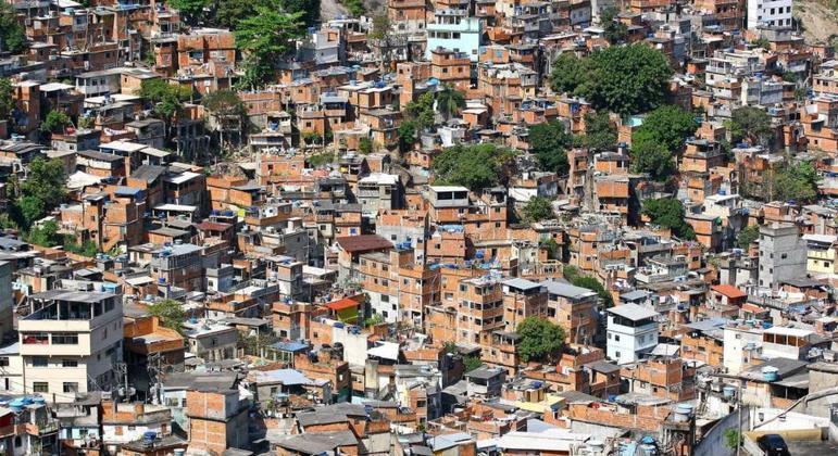 Samabaia. Cidade-satélite para população pobre que invadiu terrenos públicos em Brasília