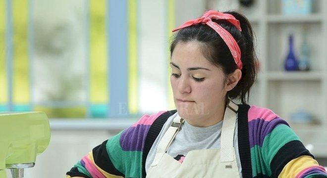 Samanta já trabalhou com chefs renomandos