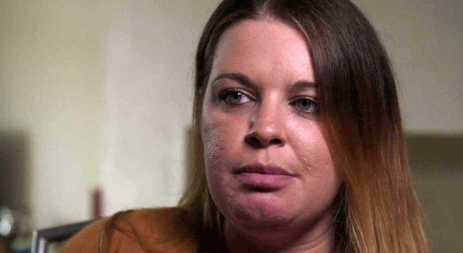 Samantha Wright administra grupo no Facebook que, na sua opinião, dá voz a mulheres