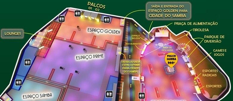 Cidade do Samba recebe o festival