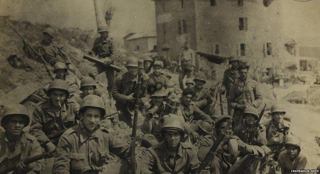 BBC resgata vozes e sambas esquecidos dos soldados brasileiros na 2ª ... 0494016b1f9