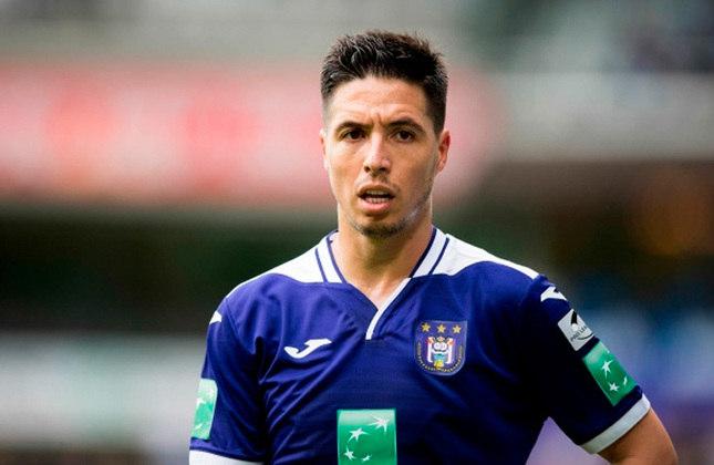 Samir Nasri: melhor jogador francês em 2010, Nasri saiu do Anderlecht em julho de 2020, e desde então, não conseguiu arrumar outro clube.