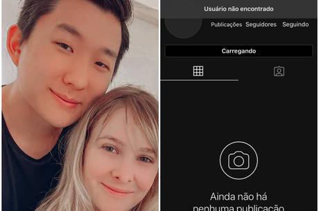 Sammy Lee desativou conta dela no Instagram