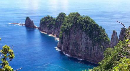 Ilhas no Pacífico já estão em 2021