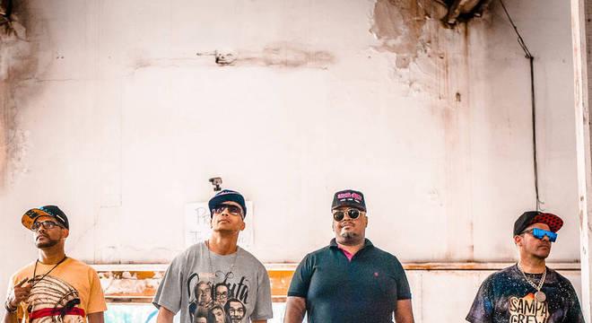 Grupo Sampa Crew. Foto: Divulgação