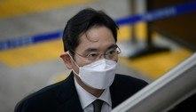 Vice-presidente da Samsung será colocado em liberdade condicional