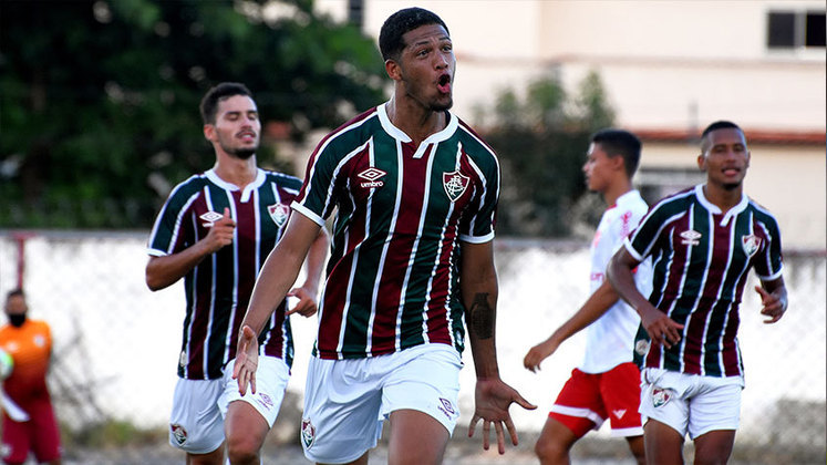 Samuel - 1 gol