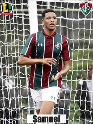 Samuel: 7,0 – Mais um da base que decidiu o jogo para o Fluminense. Mostrou vontade durante o tempo que esteve em campo e se posicionou.