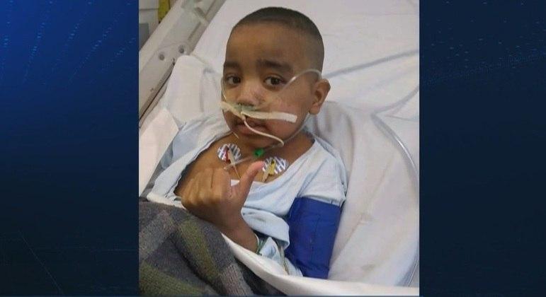Samuel passou por dois transplantes de coração