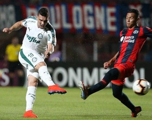 San Lorenzo 1x0 Palmeiras - fase de grupos de 2019