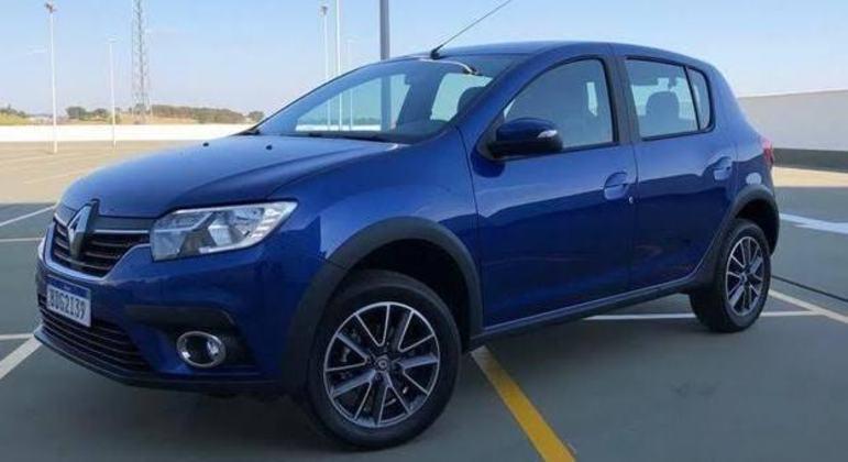Sandero 1.6 CVT já não é mais oferecido na linha da Renault em 2021