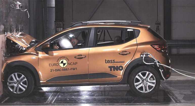 O novo Sandero é produzido sobre a plataforma CMF-B, a mesma usada em modelos mais caros.