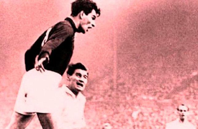 Sandor Kocsis: 75 gols em 68 jogos pela seleção da Hungria.
