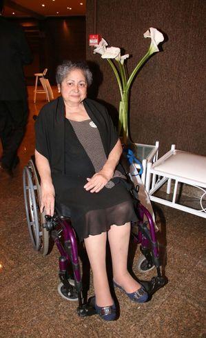 Após contrair coronavírus, Sandra Reis teve falta de ar agravada por condição na coluna