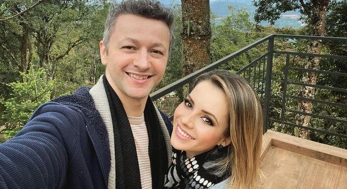 Sandy e Lucas Lima celebram 13 anos de casamento