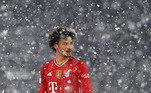 Sané, Bayern de Munique, neve