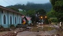 Defesa Civil alerta sobre risco de novos temporais em Santa Catarina