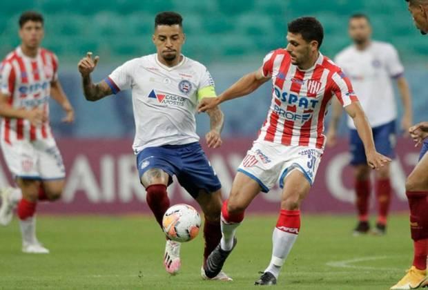 Santa Fe: 2º colocado do Campeonato Colombiano - Entra diretamente na fase de grupos.
