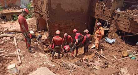 Seis pessoas morreram em Santa Maria de Itabira