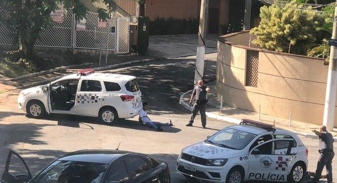 Caso ocorreu na rua Fernando Sandreschi, em Santana